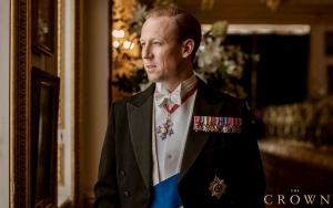 Get the First Look at Tobias Menzies' Prince Philip on 'The Crown'