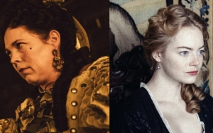 Olivia Colman Enjoys Sex With Emma Stone in 'The Favourite'