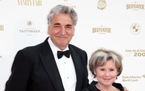 Imelda Staunton Joins Husband Jim Carter to Star in 'Downton Abbey' Movie