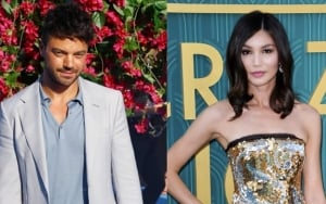 New Couple Alert! Dominic Cooper Spotted Frolicking With Gemma Chan on Beach in Spain