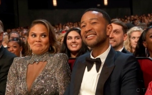 Emmys 2018: Fans Think Chrissy Teigen Deserves an Award for Her Epic Reaction to Opening Monologue