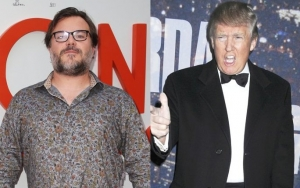 Jack Black Blasts Donald Trump While Receiving Walk of Fame Star