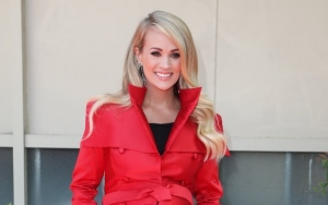 Photos: Carrie Underwood Takes Extended Family to Walk of Fame Ceremony
