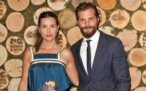 Third Child on the Way for Jamie Dornan and Amelia Warner