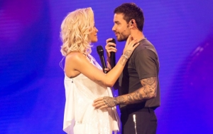 Rita Ora and Liam Payne Get Cozy Onstage at London Show