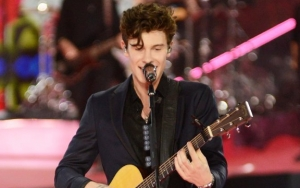 Shawn Mendes Gets Hit On by Victoria's Secret Model on Runway