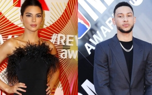 Kendall Jenner's New Sexy Pic Gets Ben Simmons Drooling