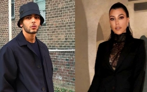 Younes Bendjima Pays Sweet Tribute to Ex Kourtney Kardashian: 'It's All Love at the End of the Day'