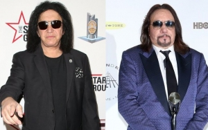 'Sex Addict' Gene Simmons Accused of Groping and Propositioning Ace Frehley's Wife
