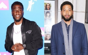 Kevin Hart's Message of Support for Jussie Smollett After Hate Attack Backfires