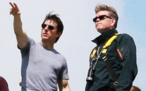 Tom Cruise Honors 'Mission: Impossible' Director at Advanced Imaging Society Awards
