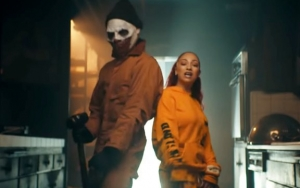 DMX Is a Masked Killer in Bhad Bhabie's Gory 'Bestie' Music Video