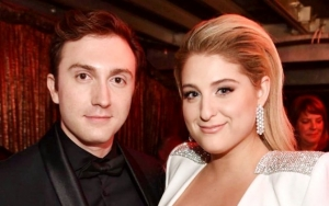 Meghan Trainor Assures All Is Well Despite Ditching Wedding Ring at 2019 GLAAD Media Awards