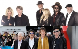 Fleetwood Mac to Step In for The Rolling Stones at New Orleans Jazz and Heritage Festival