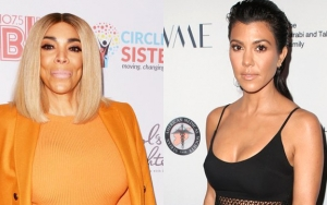 Calling a Truce? The Whole Kardashian Family 'Shocked' That Wendy Williams Defends Kourtney