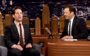 Watch: Paul Rudd Teams Up With Jimmy Fallon to Recreate 'You Spin Me Round (Like a Record)'