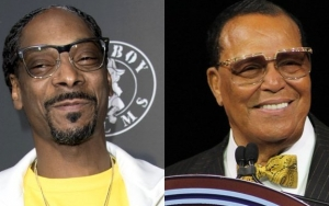 Snoop Dogg Urges Fans to Show Banned Louis Farrakhan Love by Posting Online Footage
