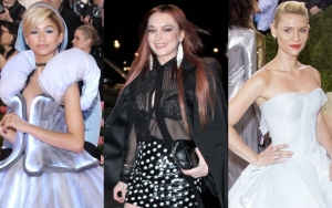 Zendaya Defended by Fans After Lindsay Lohan Accuses Her of Copying Claire Danes' Met Gala Dress
