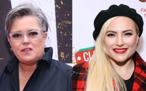 Rosie O'Donnell Calls 'The View' Co-Host Meghan McCain 'Mean' and 'Thorny'