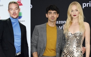 Diplo: Joe Jonas and Sophie Turner Put My Phone in Holding Cell During French Wedding