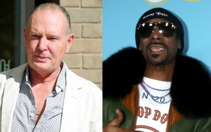 Paul Gascoigne Throws Snoop Dogg a Charity Boxing Match Challenge