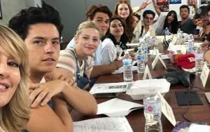 Luke Perry Remembered by 'Riverdale' Co-Stars on First Table Read for Season 4