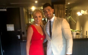 Britney Spears Sparks Engagement Rumors at First Red Carpet Appearance With Beau Sam Asghari