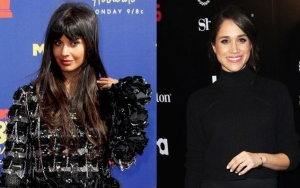 Jameela Jamil Recalls Meghan Markle Apologizing for Secrecy Over Vogue Feature