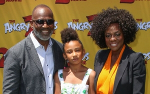 Proud Viola Davis Escorts Daughter to 'The Angry Birds Movie 2' Premiere