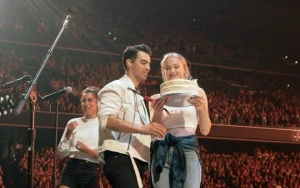 Sophie Turner Crashes Jonas Brothers Concert to Celebrate Joe's 30th Birthday