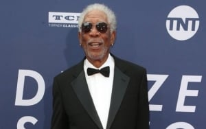 Morgan Freeman to Develop TV Series About Historic Black U.S. Marshal