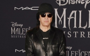 Gene Simmons Recovering From Kidney Stone Surgery