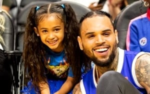 Chris Brown Gushes About Daughter Royalty Adorably Nailing It on Red Carpet