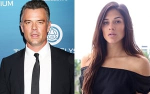 Josh Duhamel Spotted Locking Lips With Miss World America