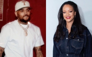 Chris Brown Cashing In on His Thirsty Message to Ex Rihanna With New Merchandise