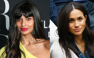 Jameela Jamil Claims British Press Tries to Silence Meghan Markle With Scrutiny
