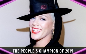 People's Choice Awards 2019: Pink Named Recipient of People's Champion Award