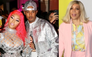 Nicki Minaj Claps Back at 'Vicious' Wendy Williams for Dragging Her Husband Kenneth Petty
