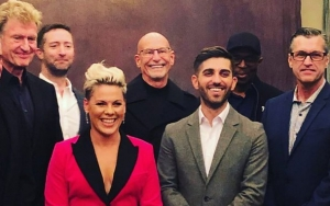 Watch: Pink Dedicates Billboard's Legend of Live Award to 'Brilliant' Longtime Manager