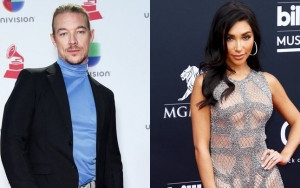 Diplo and Chantel Jeffries' PDA-Filled Beach Getaway Sparks Dating Rumors