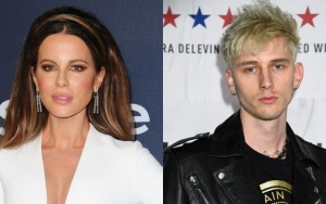 Report: Kate Beckinsale and Machine Gun Kelly 'Platonic' Despite Golden Globes After-Party Outing
