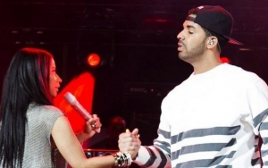 Drake Gives Nicki Minaj a Shout-Out, Hints at Reconciliaton Following Their Feud