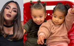 Kim Kardashian's Daughter Chicago Feeds Her Cousin True in Cute Video