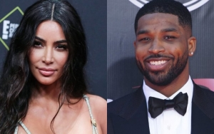 Fans Disappointed After Kim Kardashian Denies Booing Tristan Thompson at L.A. Game