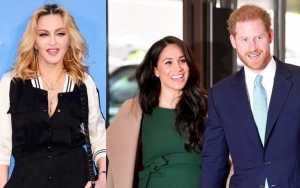 Madonna Offers to Sublet NY Apartment to Prince Harry and Meghan Markle Because Canada Is 'Boring'
