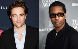 Robert Pattinson Thinks He'd Look Like Total Moron If He Dresses Like A$AP Rocky