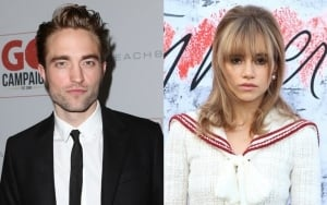 Robert Pattinson Spotted Kissing Girlfriend Suki Waterhouse Amid Alleged Covid-19 Diagnosis