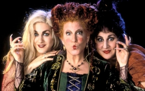 First Look at Bette Midler, Sarah Jessica Parker and Kathy Najimy for 'Hocus Pocus' Reunion