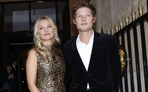 Kate Moss Denies Engagement Rumors Despite Getting a Diamond Ring From Boyfriend