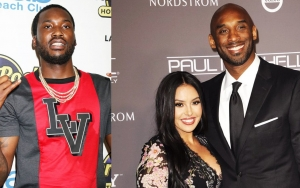 Meek Mill Accused of Playing Victim Following Vanessa Bryant's Call Out Over Kobe Lyrics